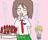 池野楓ちゃん誕生日おめでとう!!!!!!!!!!
