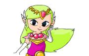 風のタクトのゼルダ姫