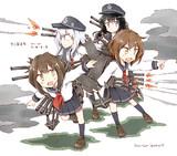 第一水雷戦隊 第六駆逐隊、出撃!