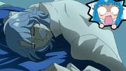 働かないブルーさん