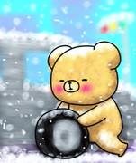 スタッドレス(雪降るまでに換えなきゃ~)