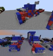 Transformers オプティマスプライム? ビークルモード