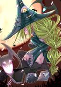 鳥獣の魔女さん
