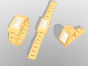 高級腕時計(軽量版)