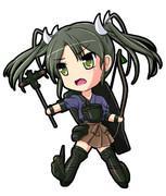 翔鶴型空母2番艦 瑞鶴 「爆撃隊、発進!」