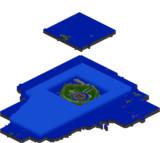 [Minecraft] 海没島「シューリア」全体図Part9時点