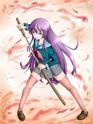 日本刀女子高生2