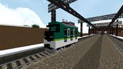 【TrainCraftで】京阪6000系電車【を作ってみた】