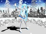 雪ミクの様な何か(Ver_1.05)