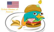 ハンバーガーペリー