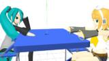 【xのみ配布】ピクニックテーブル