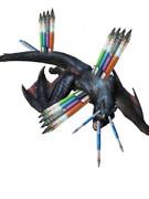 黒鉛角獣クルトクルガ