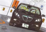 妖怪の山を攻めるゆかりん(2009年、東方イラスト第1号)