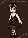 バレンタイン③吹雪×AngelicPretty Royal Creamy Chocolate