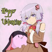 バレンタインゆかりさん