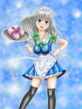 咲夜さんからチョコのプレゼント