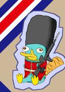 イギリス・兵隊ペリー