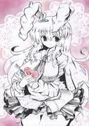 バレンタイン*うどんげ(コメントについて最新情報を書いてますー)