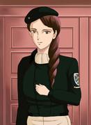 女性兵士3