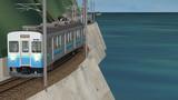 【RailSim】 海の傍らで