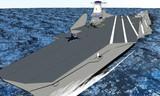 準アドミラル56型原子力航空母艦配布