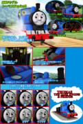 【MMD】トーマス Version5 【配布】