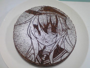 暁の痛チョコケーキ