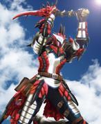 MH4 レウス剣士