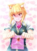 バレンタイんぽぽ
