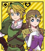リンク&ゼルダ姫