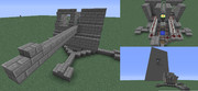 【minecraft】 Mk.88 AA Artillery 【対空砲】