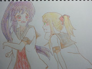 色鉛筆書き練習3