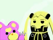 ハルナとキリクマ
