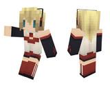 【Minecraft】弦巻マキスキン【VOICEROID】