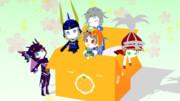 【FFMMD】『ファンタジー王道鎧組』 配布します