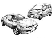 トヨタ カレン・ファンカーゴ