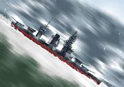「戦艦!」 「スキージャンプ!」 首相「もう!両方採用!!」