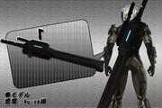 【MMD】雷電用武器