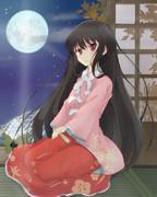 お月見輝夜