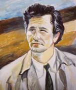 刑事コロンボの肖像画