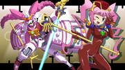 暗殺系アイドル、キララ☆メキレルでーす!