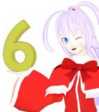 MMD6周年おめでとう!【MMDモデル配布あり】