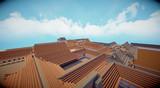 【マインクラフト】二条城 二の丸建築風景