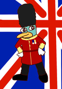 イギリス兵エージェントP