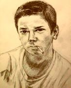 リヴァー・フェニックスの肖像画