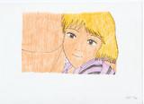 「コマンドー」のジェニーを描いてみた