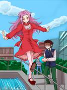 隼鷹さんと横浜デートしたい