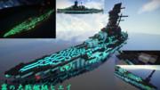 【Minecraft】霧の大戦艦級ヒエイ【紹介12作目】
