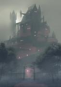 ドラキュラの居城