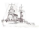 軽巡洋艦北上